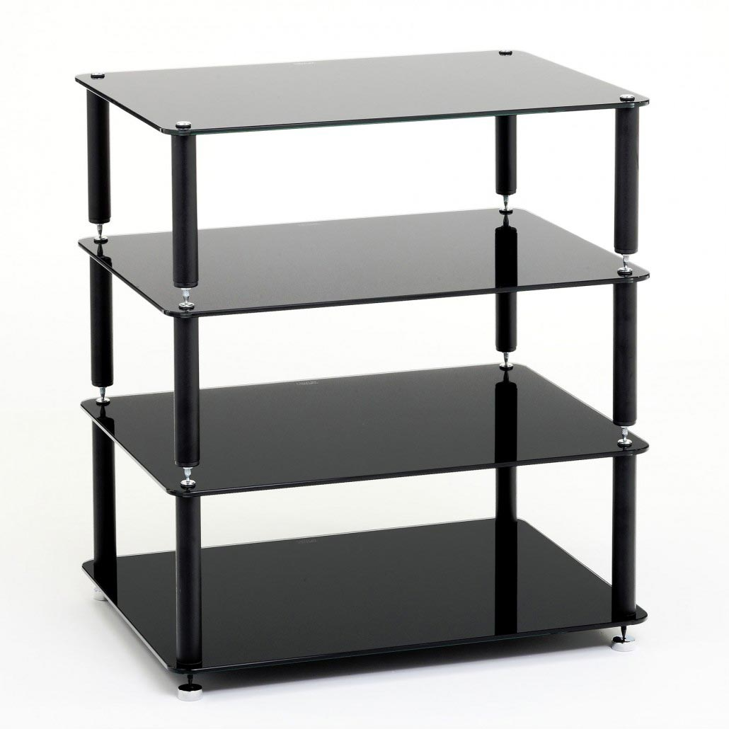 hifi rack discrete 4 bellevue audio gmbh. Black Bedroom Furniture Sets. Home Design Ideas