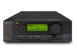 Cyrus Audio 8.2 DAC Vollverstärker Frontansicht