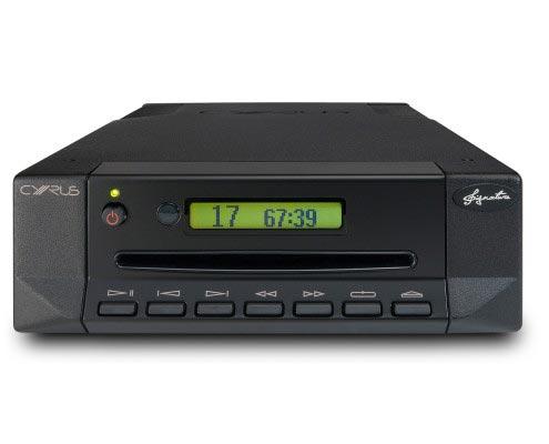cyrus cd xt signature cd player bellevue audio gmbh. Black Bedroom Furniture Sets. Home Design Ideas