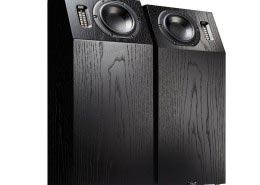 NEAT Acoustics Lautsprecher - Iota Alpha schwarz